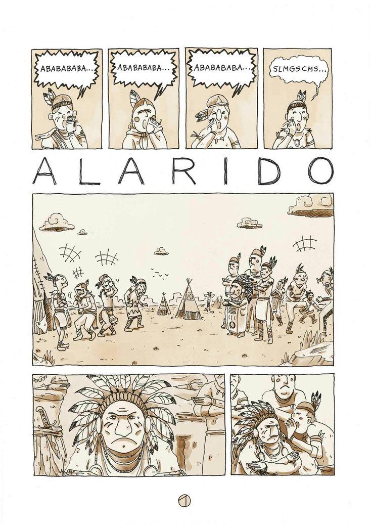 Alarido . page 1