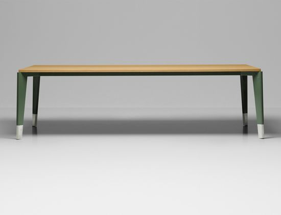 Table flavigny designed by jean prouv for vitra g star - Table basse jean prouve ...