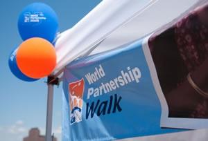 Toronto: Mr. Azim H Manji - World Partnership Walk 2013