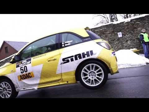 ADAC Opel Rallye Cup - First run
