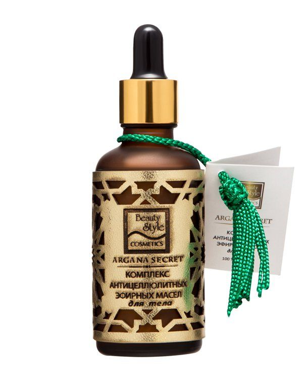 Комплекс антицеллюлитных эфирных масел для тела PR Beauty Style и RE Beauty Style. В состав входят арганового дерева, эфирное масло кипариса, эфирное масло алтайского кедра, эфирное масло лимона. Быстрое оформление заказа, доставка по всей России.