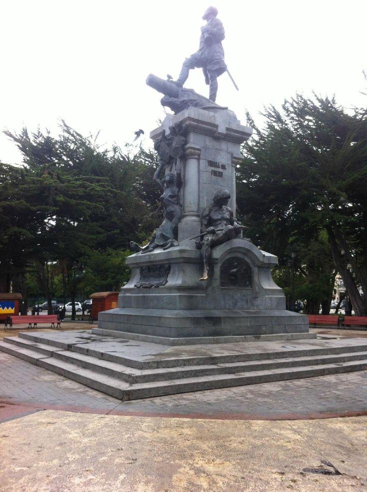 Plaza Muñoz Gamero - Punta Arenas, Región de Magallanes - Opiniones y fotos - TripAdvisor