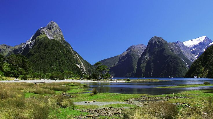Memories of Milford Sound