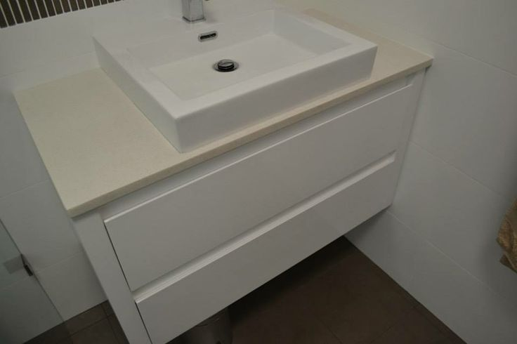 750mm Vanity, On the Ball Bathrooms, Bathroom Renovations, Perth, Bathroom Renovations Perth
