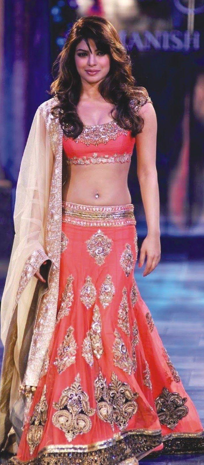 Priyanka Designer Party #Lehnga with heavy #dupatta Shop Now @ http://www.fashion4style.com/woman/clothing/designer-lehnga/designer-party-lehnga/pid=MTQ1