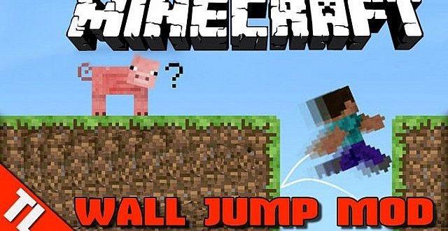 скачать мод wall jump для майнкрафт 1.7.10