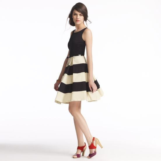 Kate Spade Striped Celina Dress Joy S Wishlist Pinterest Dresses Fashion And Style