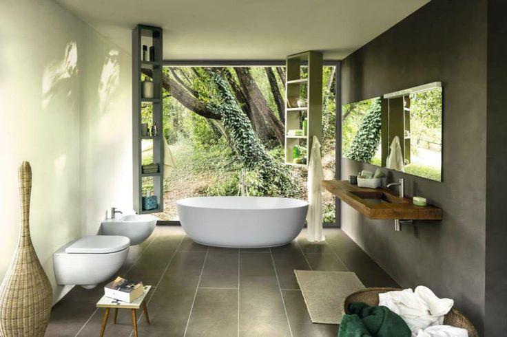 Lago Interior Design Bathroom Depth Basin #arlydesignparis #lavabodesign #lavabodepth #salledebaindesign #lagointeriordesign