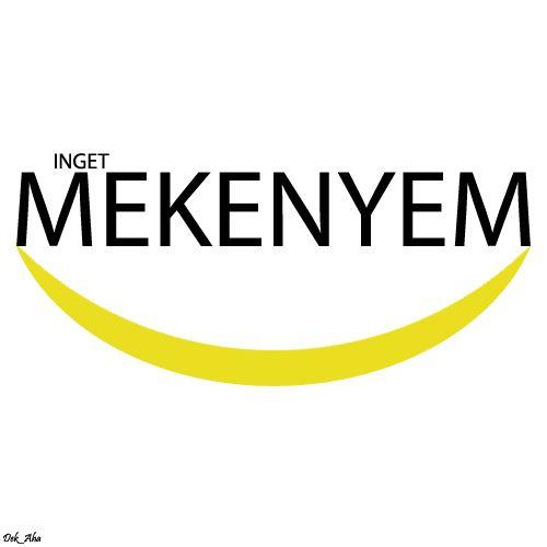 Inget Mekenyem (Balinese) = Remember to Smile