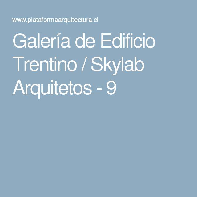 Galería de Edificio Trentino / Skylab Arquitetos - 9