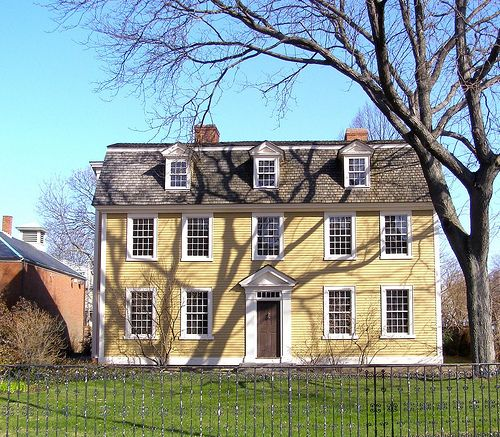 17 Best Images About Saltbox & Colonial Houses On