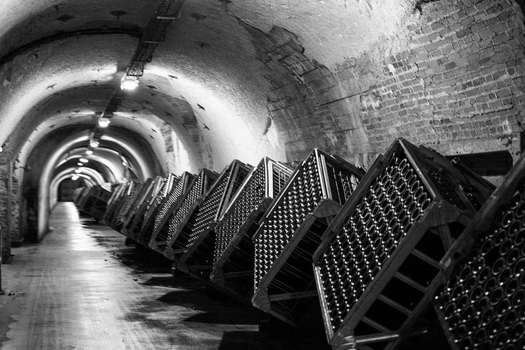 Champagnen viiniviljelmät, samppanjatalot ja kellarit, Ranska