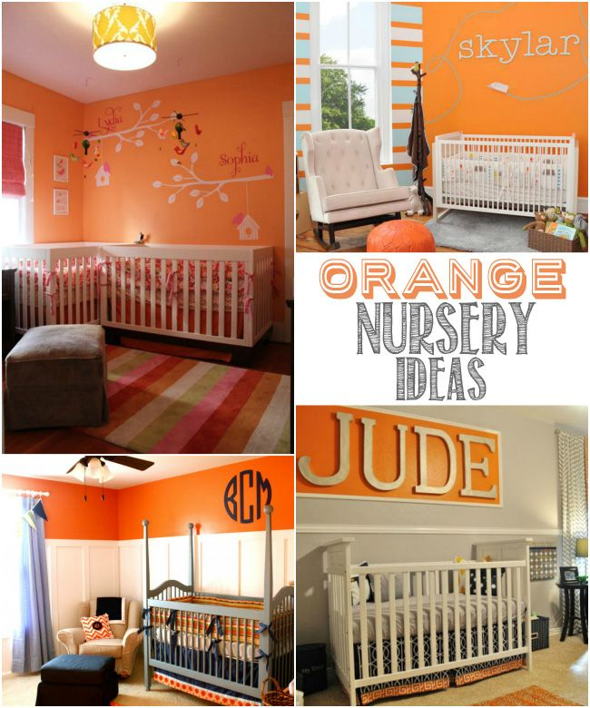 Fox Bedroom Accessories Bedroom Colors For Young Couples Z Gallerie Bedroom Furniture Bedroom Apartment Plan: 25+ Best Ideas About Orange Nursery On Pinterest