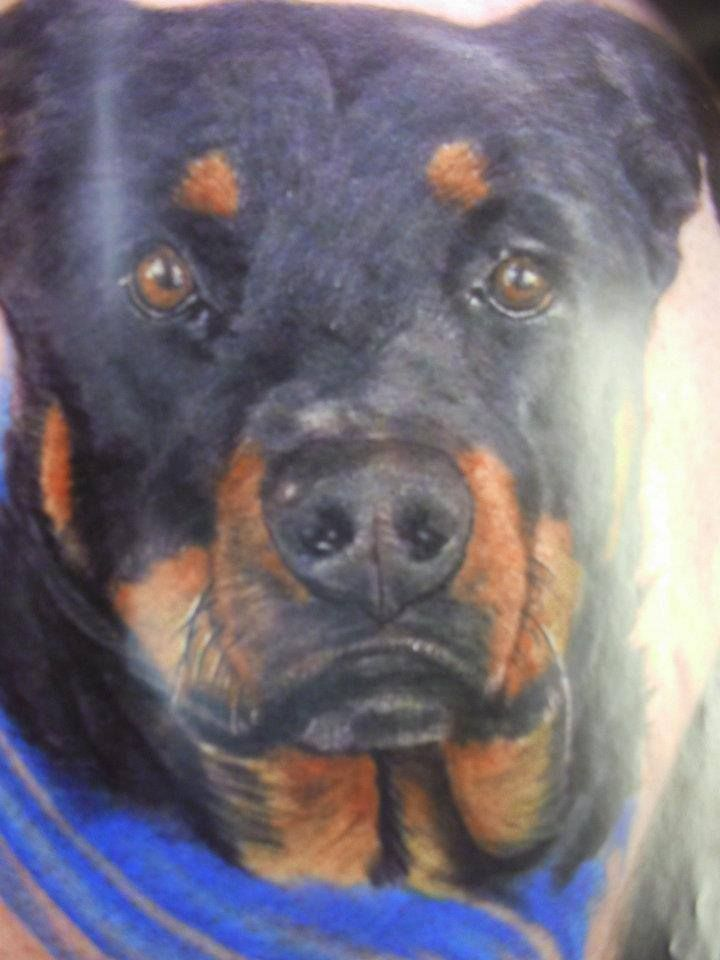 Portrait tattoo Artist: Ray  35 Ranfurly Street, The Old Mill, Kaiapoi Ray: 0277293000 Sarah: 0273591927