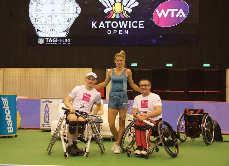 Katowice żegnają wielki tenis