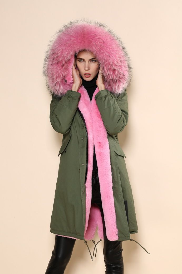 17 Best ideas about Pink Fur Jacket on Pinterest | Cheap fur coats ...