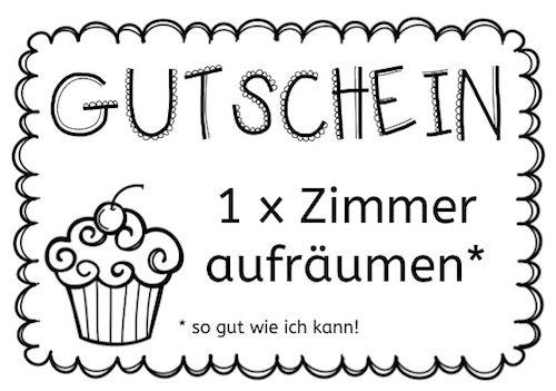Muttertag gutscheine abcund123 fajne oder to do for Bastelideen zum vatertag grundschule