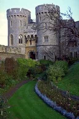 Windsor Palace, Berkshire, England