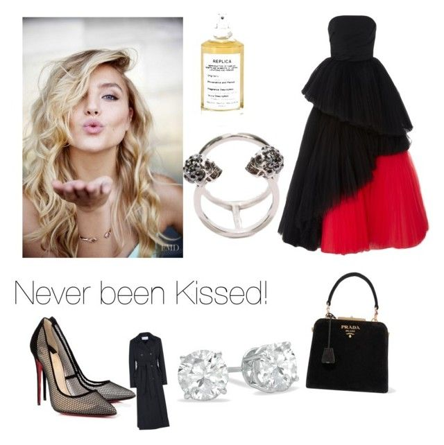Never been kissed black dress