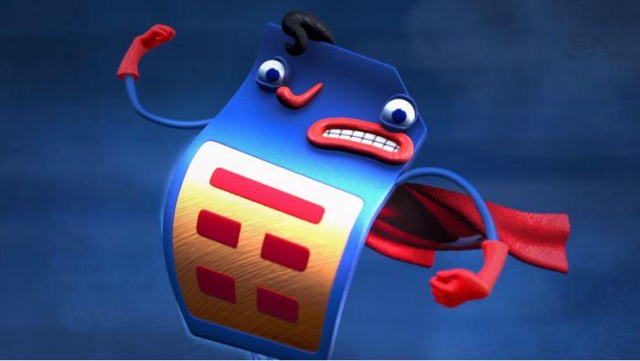 Nova campanha digital da TIM com foco na oferta Pré-Pago, que apresenta o personagem animado Super Chip