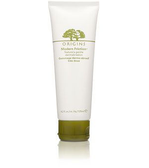 Skip the harsh spa and give Origin's Modern Friction  Nature's gentle dermabrasion a try! I've never looked back!!
