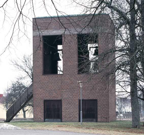 Härlanda kyrka - Peter Celsing, 1958