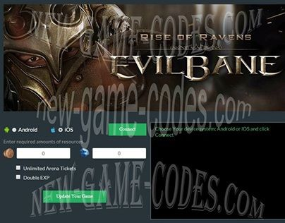 """Check out new work on my @Behance portfolio: """"EvilBane Rise of Ravens Hack Cheats Pirater"""" http://on.be.net/1ZuRp79"""