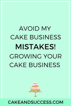 Avoid these business mistakes I've made growing my cake business! You will save tons of money and time! Cake pricing, cake tastings, cake consultations, cake studio, wedding cakes, gum paste, sugar flowers, Maggie Austin, Cake Decorating Tutorial, Cake Business, Craftsy Cake, Fondant, Cake Storefront, baking business, cake serving guide, cake storage, cake organization, cake presentation
