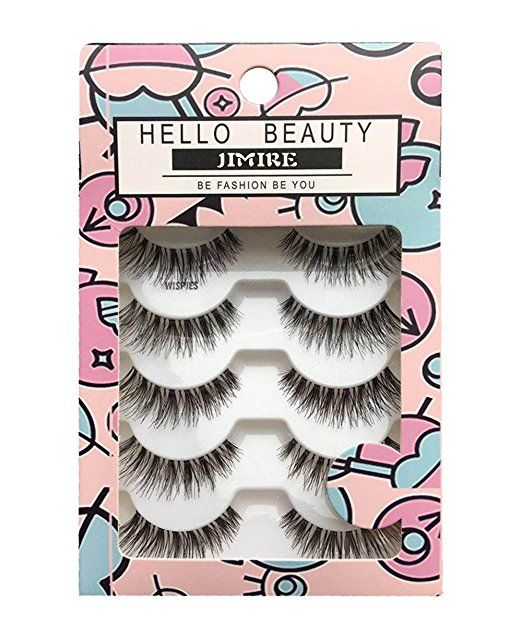 9d04aee993c HELLO BEAUTY Multipack Demi Wispies Fake Eyelashes (5Pack) | Makeup ...