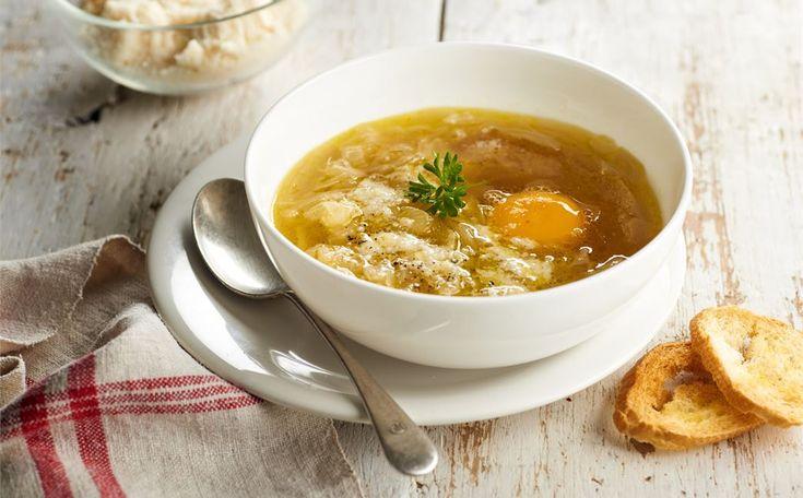 """""""Sopa De Cebolla"""" en Nestlé Cocina #recetas #nestlecocina #menuplanner #cocina"""