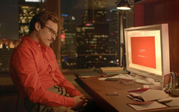 Een relatie met een kunstmatige intelligentie in Her (2012)