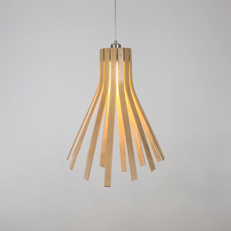 20 Simple and Sculptural Wooden Pendant Lights & Best 25+ Flux light ideas on Pinterest | Baby afghans Free ... azcodes.com