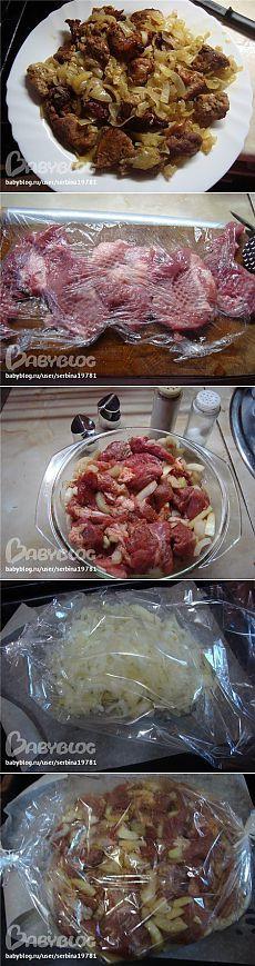 Найвкуснейший шашлык в духовке - Простые рецепты Овкусе.ру