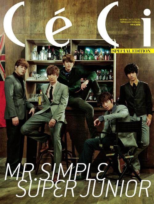 Super Junior Various Styles