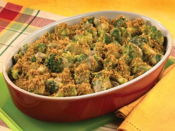 ... have these ingredients. Broccoli & Cheese Casserole | KitchenDaily.com