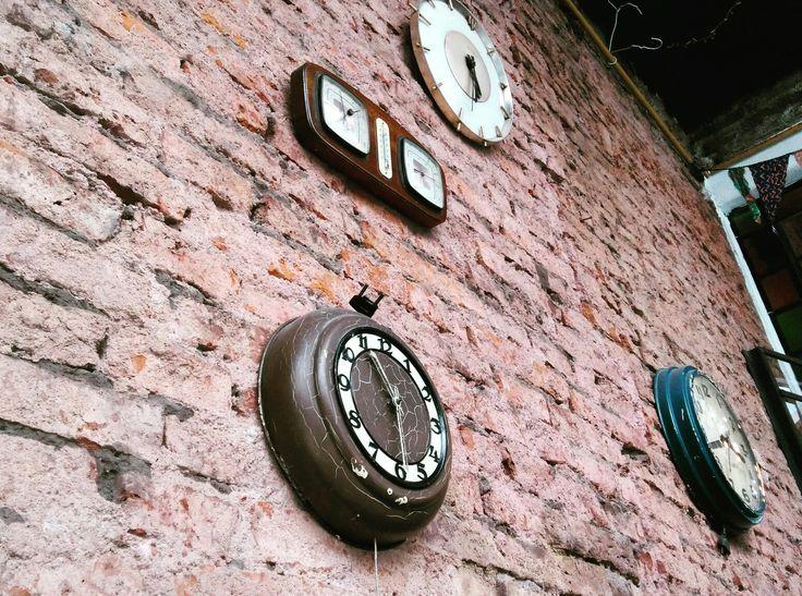Decoración - relojes