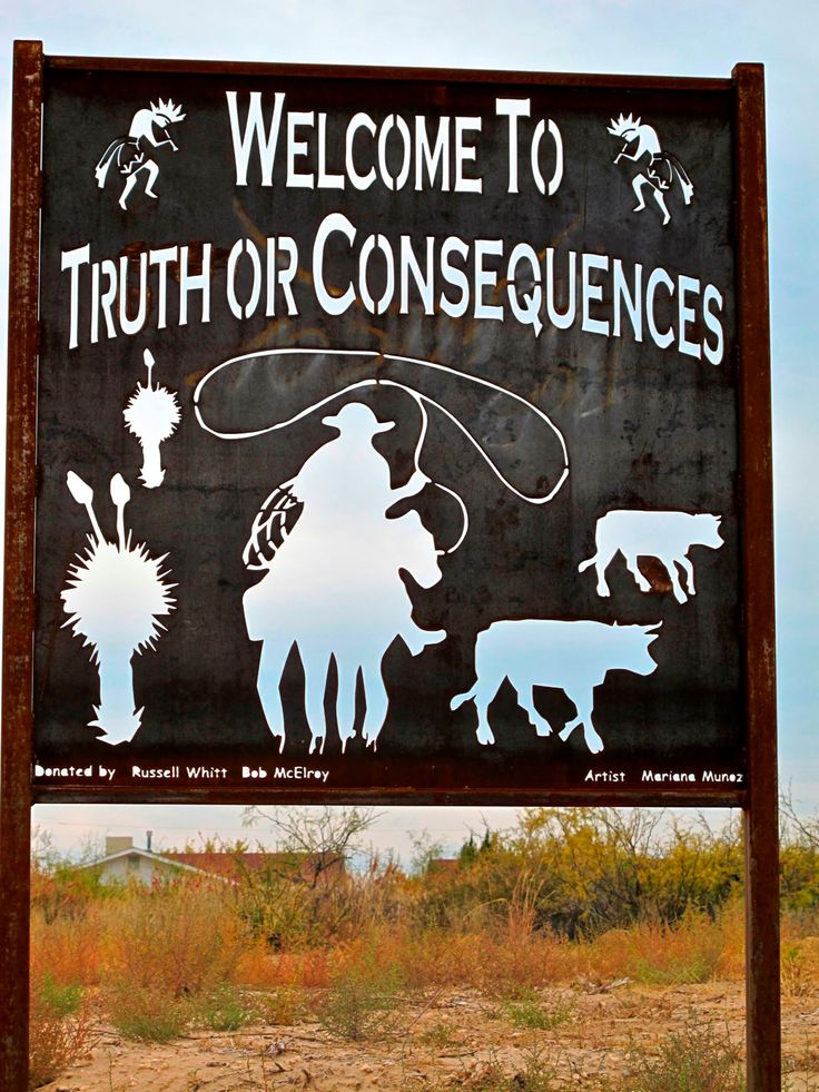 truth or consequences girls Truth or consequences is an underground music label based between london and rome truth or consequences is a new venture aimed to creating a collective of a.