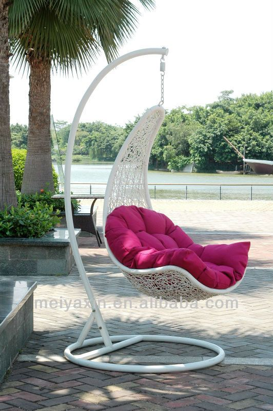 hanging chair big w racing office egg wholesale rattan furniture chairs pinterest swinging and