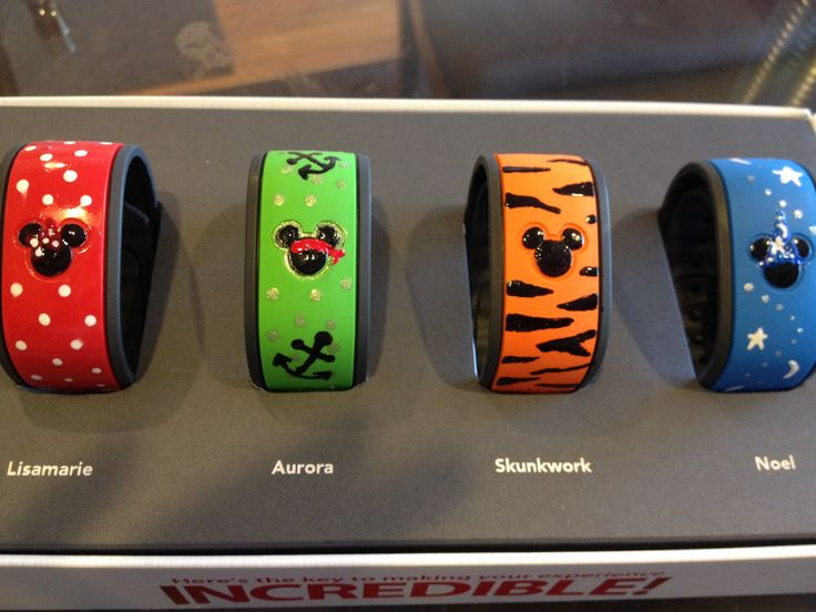 23 best Disney Magic Bands images on Pinterest | Disney ...