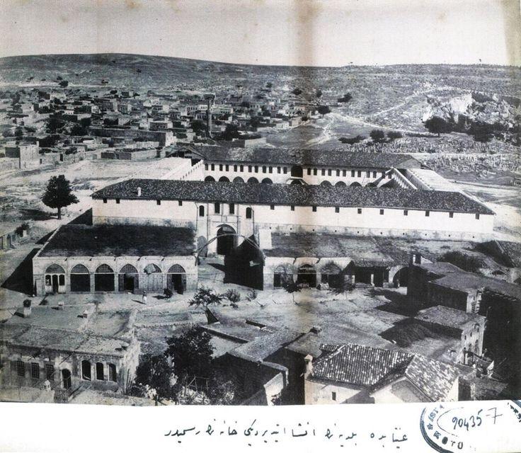 Gaziantep 1895 Şire Hanı