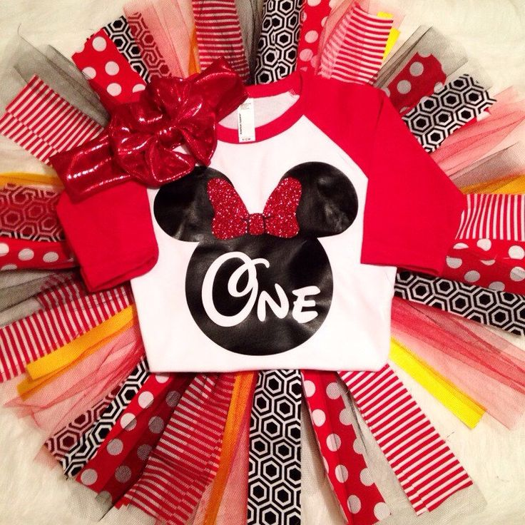 1000+ Ideas About Minnie Mouse Birthday Outfit On