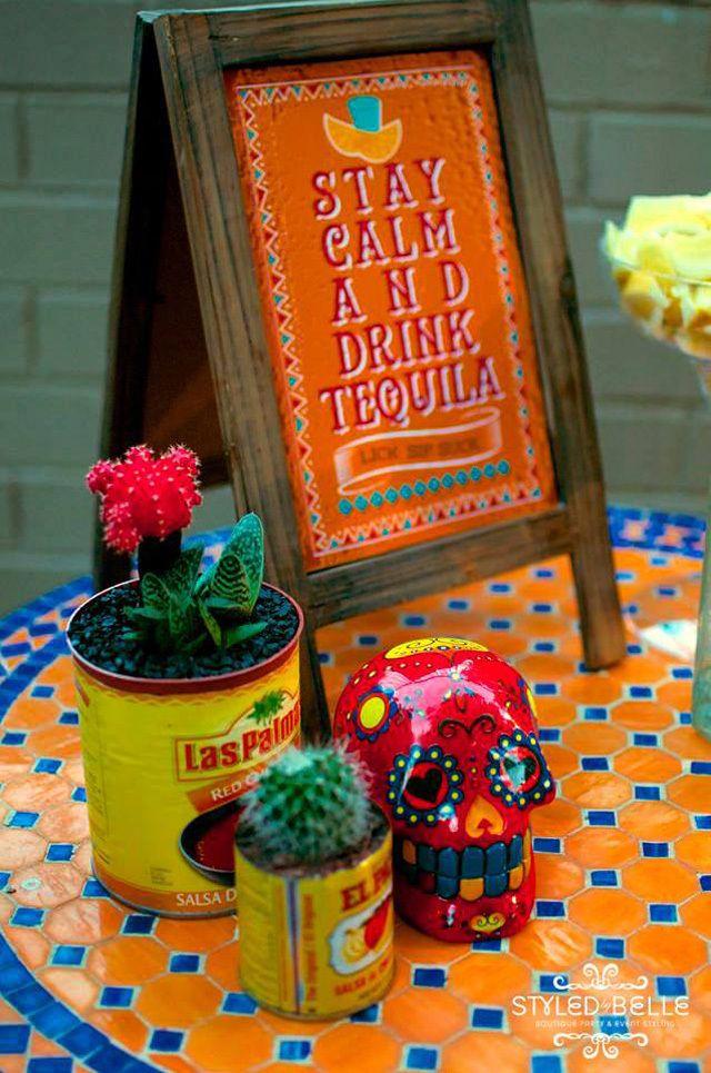 Decoracion Septiembre Mexico ~   Mexican Fiesta 1, Mexican Engagement Party, Mexican Fiesta Decorations