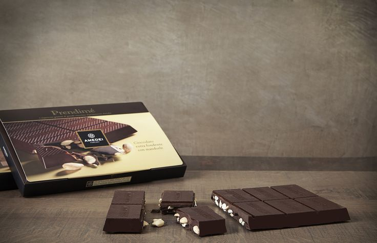 #AmedeiTuscany #Prendimè #Bars with #hazelnut will bring you in the way of #Pleasure. #Chocolate #taste