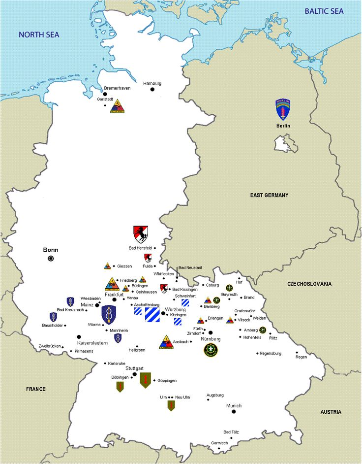 Best Historical Maps Atlases Images On Pinterest - West germany resources map