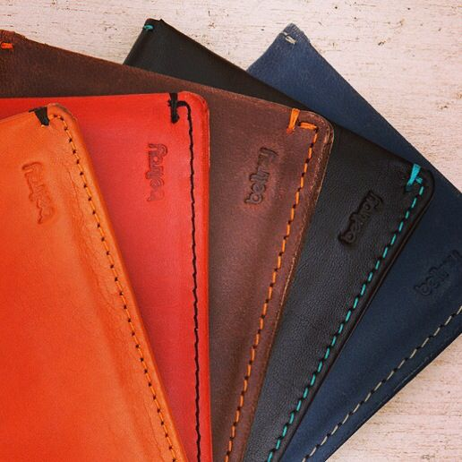 It's never too late to get your Bellroy for your Dad or yourself ... ;) Go for it.