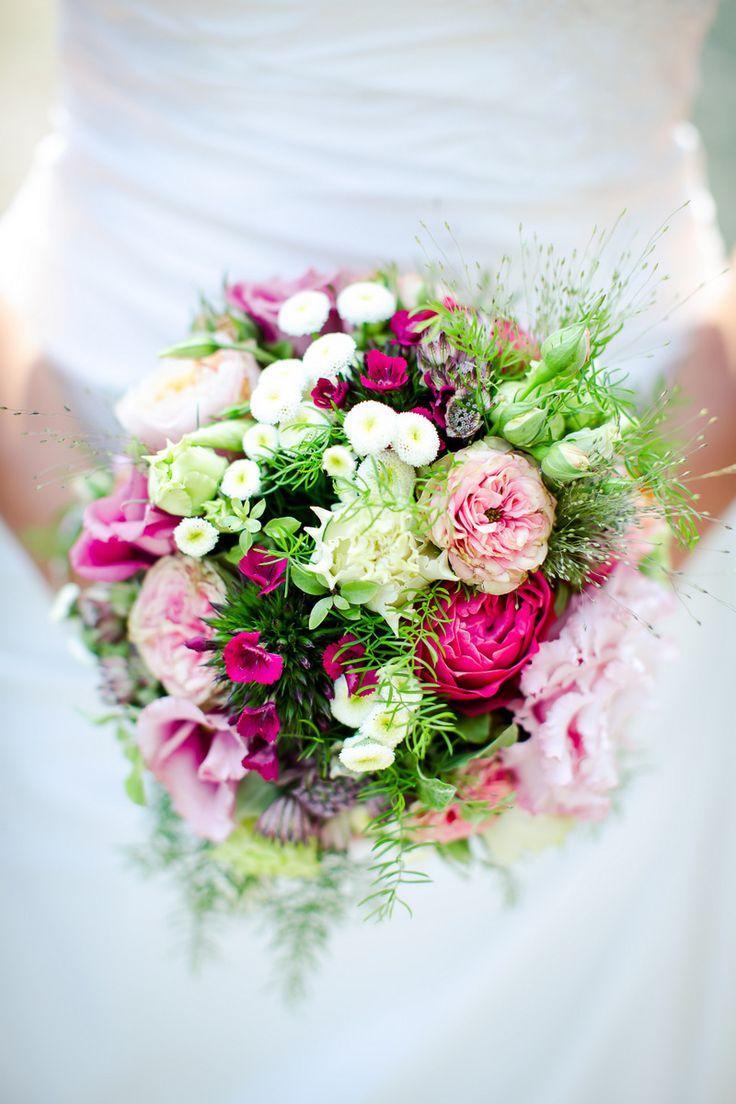 traumhafter Brautstrauß #weddingflowers #hochzeit #bride