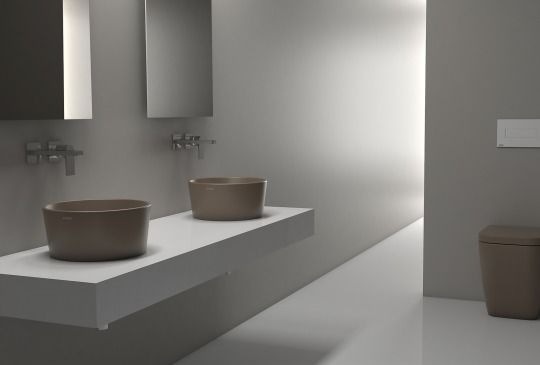 Customised acrylic bath » Archipro