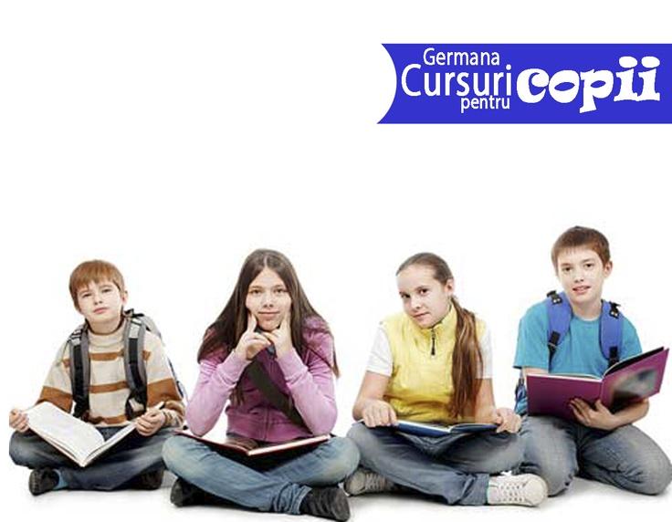Pregătește-ți copilul pentru viitor!   Înscrie-l la cursul de germană, A1, ce va avea loc marți și joi de la ora 16, cu durata orelor de studiu de o oră și jumătate. În prețul cursului, de 600 lei intră și materialele de studiu.Manualele folosite sunt adaptate pentru copii și însoțite de activități suplimentare și exerciții de consolidare și aplicare practică, pentru o mai bună fixare a cunoștințelor.  www.ibsen.ro