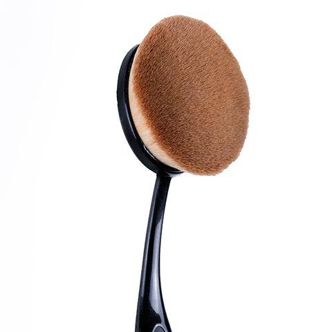 Marifer Cosméticos - Brocha Cushion para Maquillaje Líquido YX1602