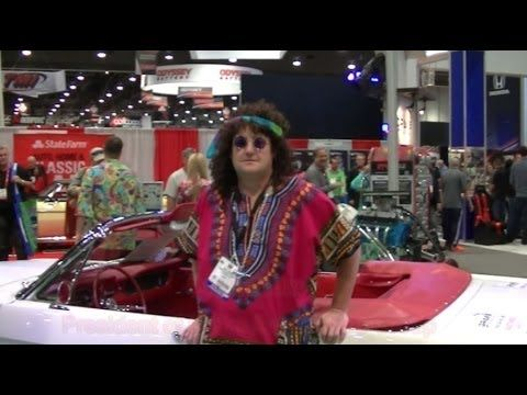 Scott Drake Interview at SEMA 2013 and the Pay it Forward 19641/2 Mustan...